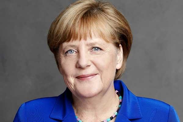 قدرتمندترین و موفق ترین زنان دنیا Merkel