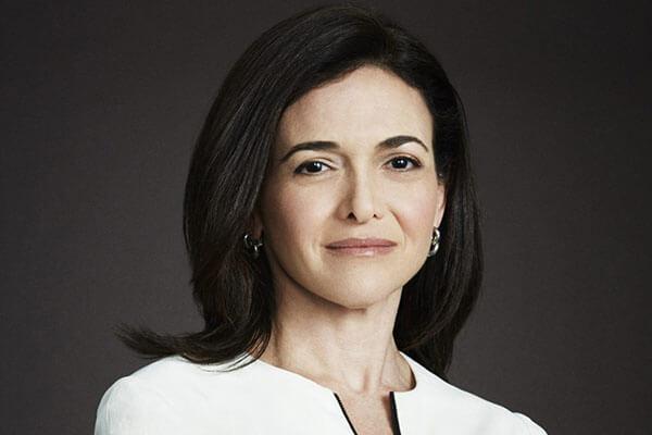 قدرتمندترین و موفق ترین زنان دنیا Sandberg
