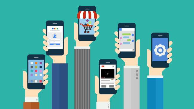 روش های بالا بردن بازدید سایت در گوگل - موبایل