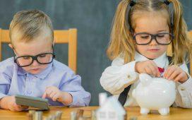 آموزش سواد مالی به کودکان