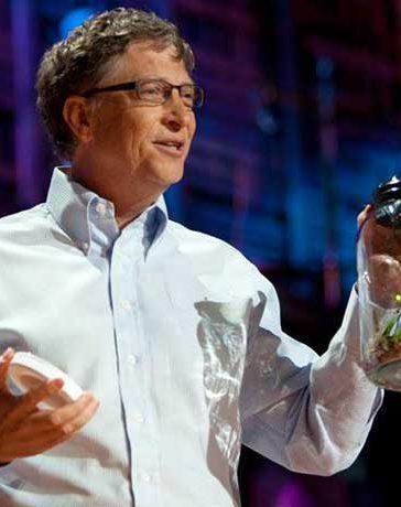 سخنرانی الهام بخش از بیل گیتس – خلاقیت برای رساندن به صفر