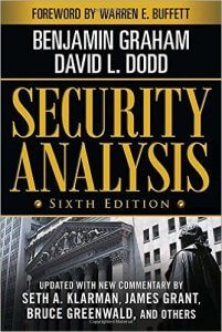 تجریه و تحلیل سهام - Security Analysis