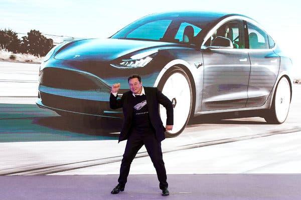 تسلا - Tesla