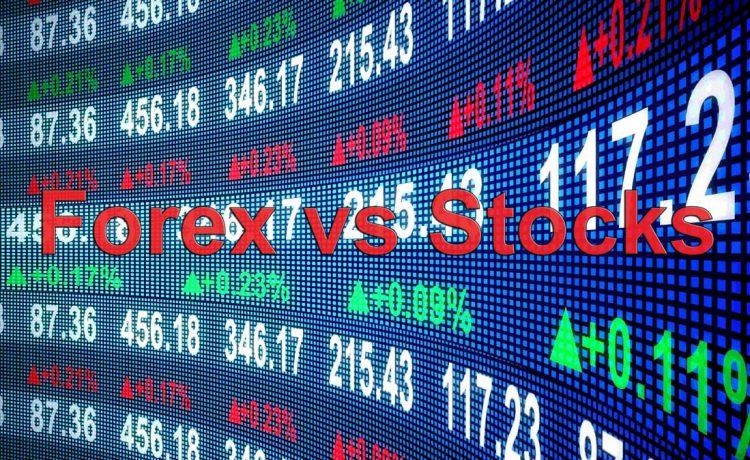 تفاوت بین فارکس و بازار سهام – کدام بازار : فارکس یا بورس سهام