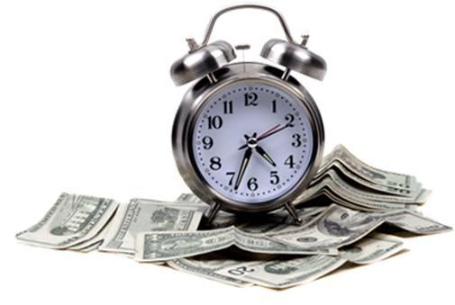 سرمایه گذاری زمان